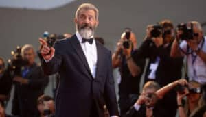 Mel Gibson Biennale Venezia 2016