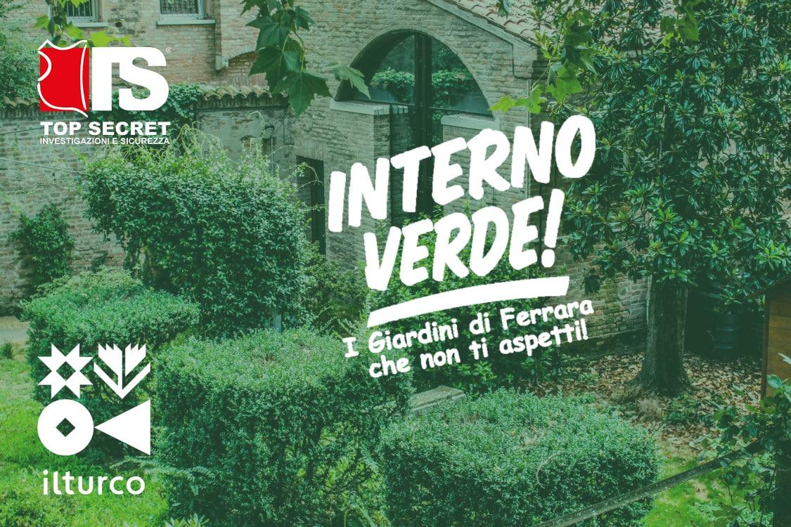 interno verde 2018 ferrara apre i suoi giardini